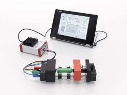 SPEZIALFIX - Kundenspezifische Spannvorrichtung zur Prüfung von Batterien